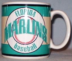 Florida Marlins Ceramic Mug - $6.50