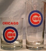 Chicago Cubs Glasses - $8.00