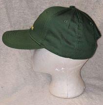 John Deere LP16930 Green Adjustable BaseBall Cap With Leaping Deer Logo image 4