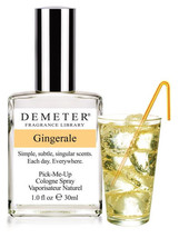 Gingerale by Demeter Cologne 1 oz  Spray - - $15.79