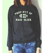 NASH GRIER HOODIE NASH GRIER SHIRTS PROPERTY OF NASH GRIER #ASKNASH - $29.70