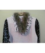 (NEW) VOLCOM ZEBRA HOODIE FOR TEEN GIRL, SIZE L, chest 40 - $35.00