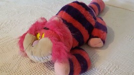 "21""VINTAGE PLUSH SEARS DISNEY CHESHIRE CAT ALICE IN WONDERLAND CHARACTER... - $9.89"