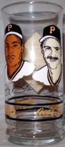 Elby's Pittsburgh Pirates Glass Bonilla Drabek - $8.00