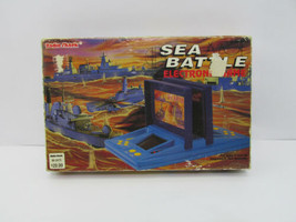 Radio Shack Sea Battle Electronic Game 60-2475 Tabletop Game for 1 or 2 Players - £6.44 GBP