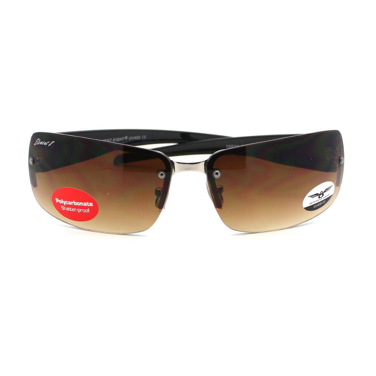 607aa83f750 Rimless Rectangular Sunglasses Mens Designer and 50 similar items