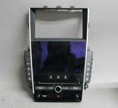 14 15 16 Infiniti Q50 Info Display Screen With Navigation 253914HB0B Oem - $89.09