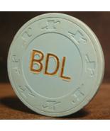 "$1.00 Casino Chip From: ""BDL (Brandy's Card Room)"" - (sku#2830) - $2.99"