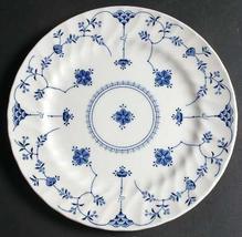 (1) Churchill Scalloped Swirled Designed Fine China Large Dinner Plate, ... - $47.34
