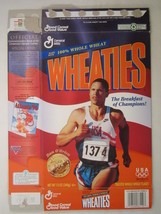 Mt Wheaties Box 1996 12oz Dan O'brien Decathlon Winner [G7E13n] - $6.38