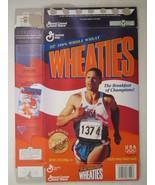 MT WHEATIES Box 1996 12oz DAN O'BRIEN Decathlon Winner [G7E13n] - $6.38