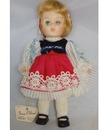 "Vogue 8"" Ginny Doll from Far-Away Lands POLISH POLAND GIRL  - $13.72"