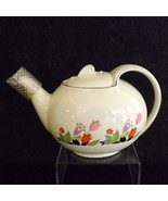 Hall Crocus Oval Coffee Pot Exclusive Limited Edition Crocus Pattern Chi... - $84.99