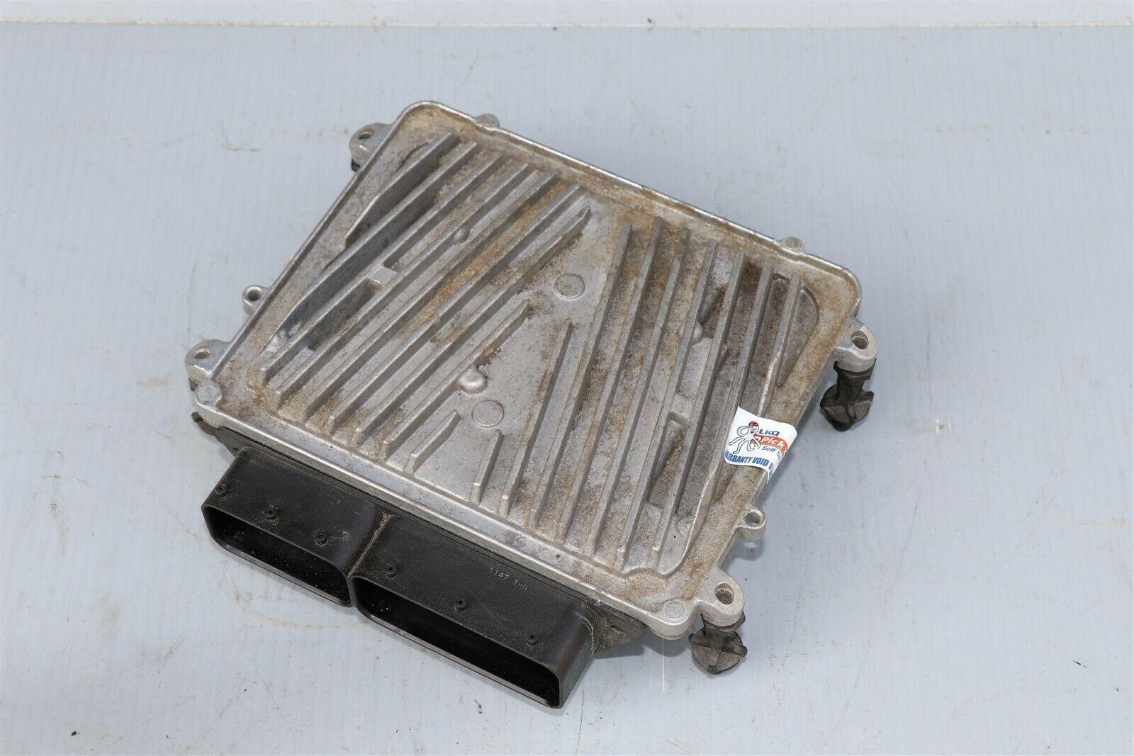 Mercedes Engine Control Unit Module ECU ECM A2721536091 A-272-153-60-91