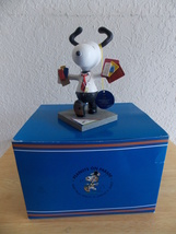 """Peanuts on Parade """"Snoopy Delivers"""" Figurine  - $40.00"""