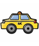 Michael Kors Yellow and Black Taxi Lux Leather Bag Sticker Brand New - $12.86