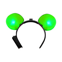 Blinkee Halloween Holiday Seasonal Party Costume Accessory LED Mouse Ear... - $17.49