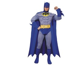 Batman - Costume - Adult - The Brave and the Bold Muscle Chest - Medium - $37.34