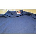 New York Rangers Majestic Youth T-Shirts Turtle Neck Large NHL Hockey 50/50 - $9.50