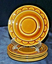 Coventry Castilian Saucers (5) USA AA20-7168BB Vintage