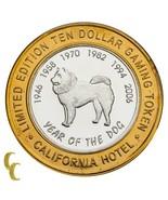 Sam Boyd's Las Vegas Spiel Zeichen Jahr der Hund 999 Feines Silber - $59.45