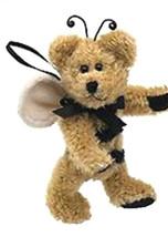 """Boyds Bears """"Bud Buzzby"""" #56220-08 - 5.5"""" Plush Bee Bear Orn- NWT- 1999-... - $10.99"""