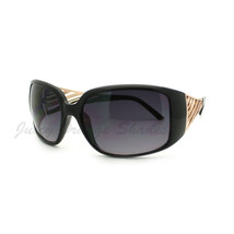 Womens Designer Fashion Sunglasses Stylish Rectangular Frame - $9.95