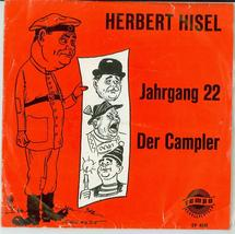 1965 Rare Herbert Hisel Jahrgang 22 Der campler... - $30.96
