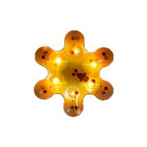 Blinkee Holiday Seasonal Party Decorative Multicolor Snowflake Body Lights - $16.17