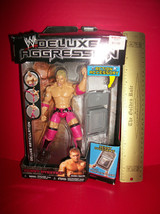 WWE Action Figure Toy World Wrestling Kenny Dykstra Deluxe Aggression Doll Chair - $18.99