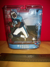 National Football League Action Figure Toy Vince Young Tennessee Titan McFarlane - $18.99