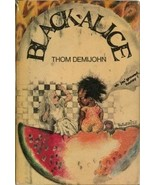 1968 Black Alice Thom Demijohn Thomas Disch John Sladek - $54.09