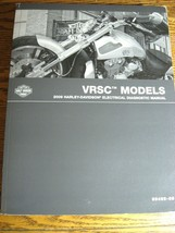 2009 Harley-Davidson V-Rod VRSC Electrical Diagnostic Service MANUAL NEW - $58.41