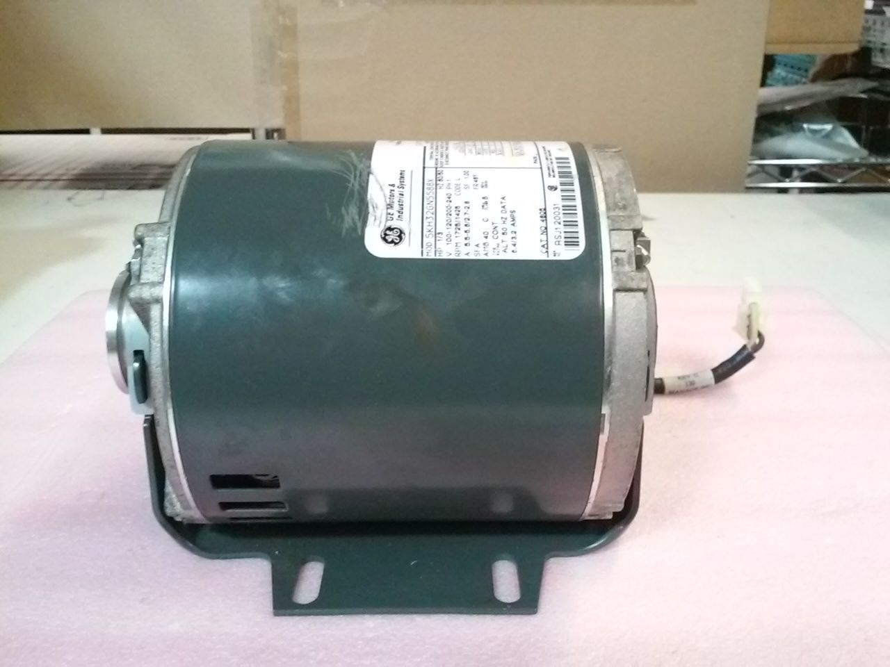 Ge motors industrial systems 5kh32gn5588x and 50 similar items for Ge commercial motors 5kcp39fg
