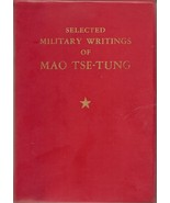 1968 Selected Military Writings Of Mao Tse-Tung China [Book] Communist M... - $182.14