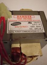 Samsung GE Microwave High Voltage Transformer WB27X10133 DE26-10136A SHV-7778UC1 - $30.00