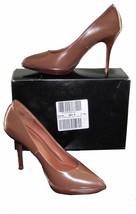 NIB Victoria's Secret $88 Brown Stiletto Platform Classic Pumps 9 - $34.00