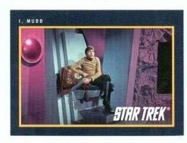 Star Trek card #161 I Mudd Chekov Walter Koenig - $3.00