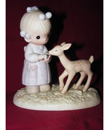 "Precious Moments Figurine ""To my Deer Friend"" - $8.50"