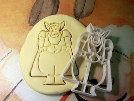 DBZ Dragonball Z Dabura Cookie Cutter Stencil Stamp - $15.00