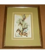 "1976 HAND S/N JUNSUKE WATARAI ""GREEN HARMONY"" JAPAN ART - $1,300.00"