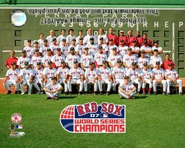 2007 World Series Team Boston Red Sox Baseball 8 X 10 Color Memorabilia ... - $4.99