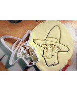 Curious George Man in the Yellow Hat Cookie Cutter Stencil Stamp - $14.00