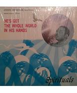 "1976 John Broome ""He's got the whole world in his hands"" Negro Spiritual... - $191.99"