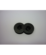 Royal Touch Control Model O Typewriter Ribbon, Black and Red, Twin Spool - $6.45