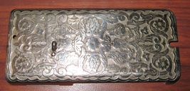 Singer 99K Face Plate w/Screw (STD) Patterned Background #33654 Btight &... - $15.00