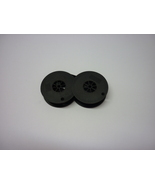 Royalite 100 200 220 Portable Typewriter Ribbon Black Compatible Twin Spool - $6.45