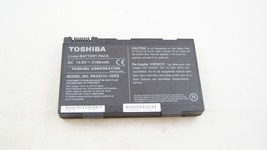 Battery For TOSHIBA SATELLITE M35X M35X-S111 BATTERY PA3421U-1BRS 14.8V ... - $28.01
