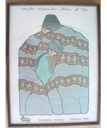 """1982 Amado Maurillo Pena Jr. """"Manton Gris"""" Arti... - $484.14"""