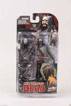 NYCC Comic Con The Walking Dead Mcfarlane Jesus Black White Action Figur... - $49.91